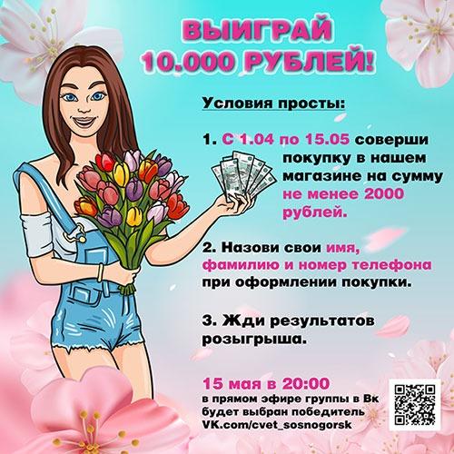 Иллюстрация для компании «Цветочный дворик» вид 2